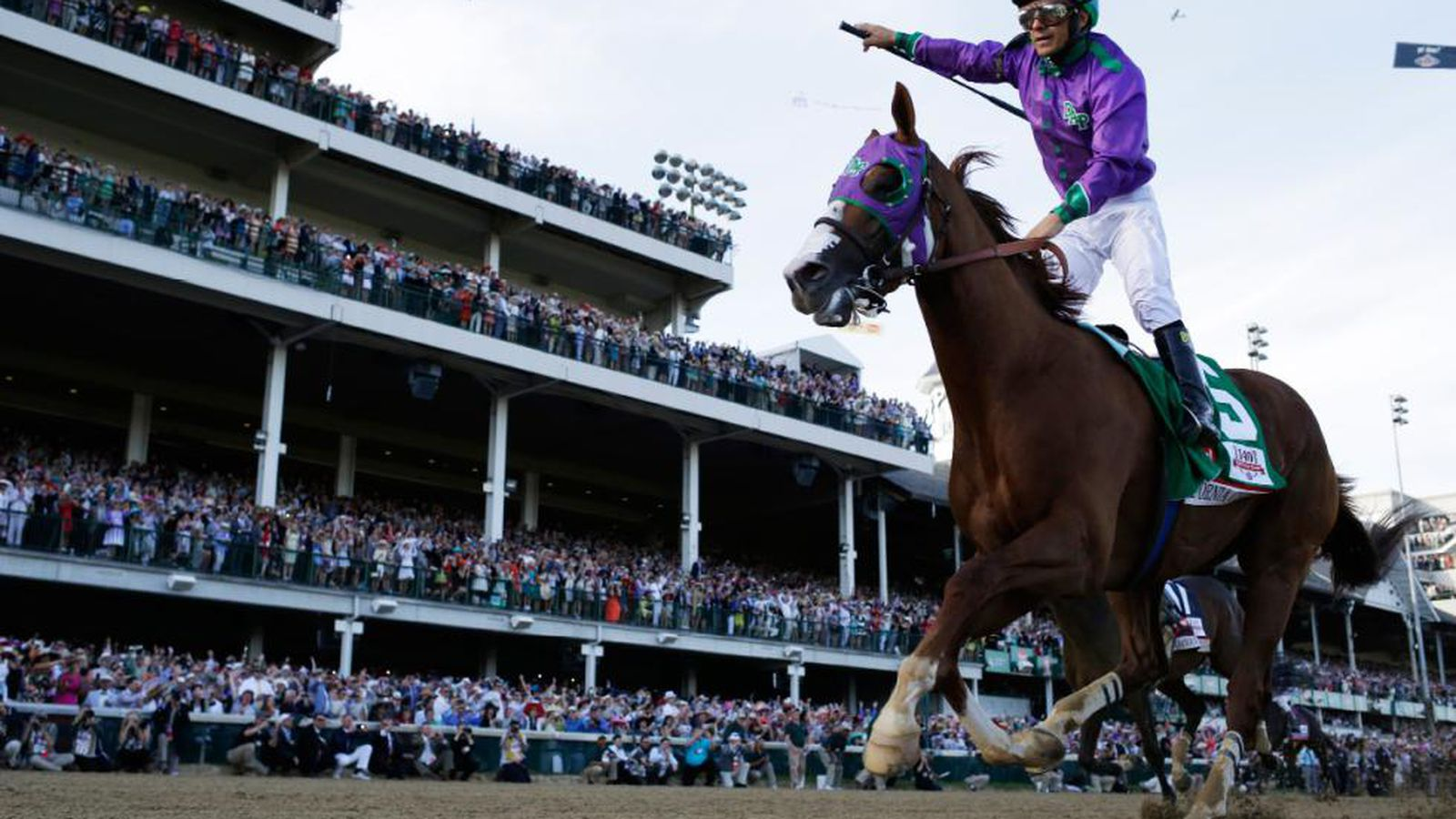 Kentucky Derby 141 Preview And Down The Stretch They Come