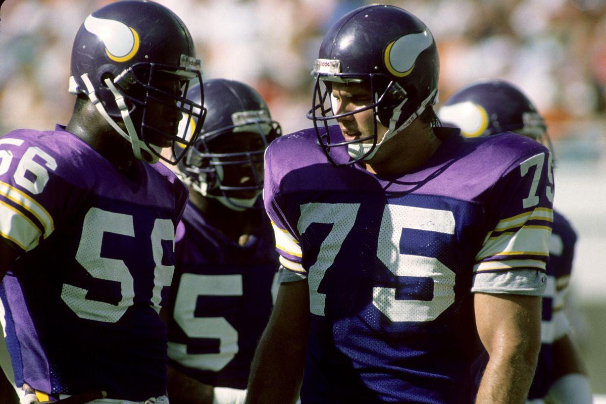 Minnesota Vikings 1980's - File Photos