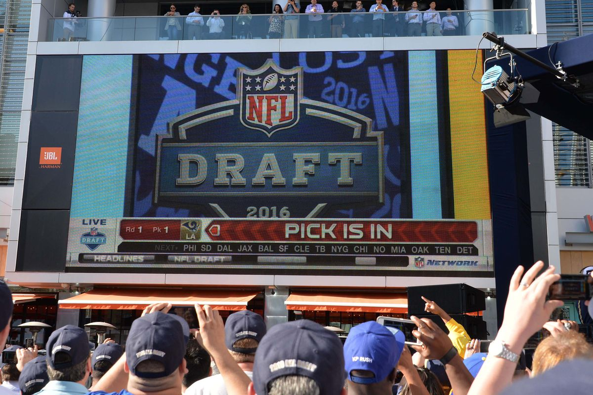 NFL: Los Angeles Rams Draft Party