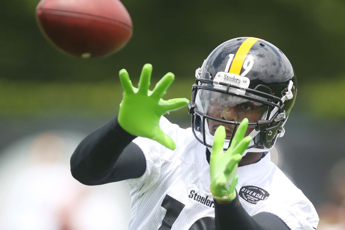 fc85a0953e4 Charles LeClaire-USA TODAY Sports. There is no denying the popularity of  Pittsburgh Steelers wide receiver JuJu Smith-Schuster.