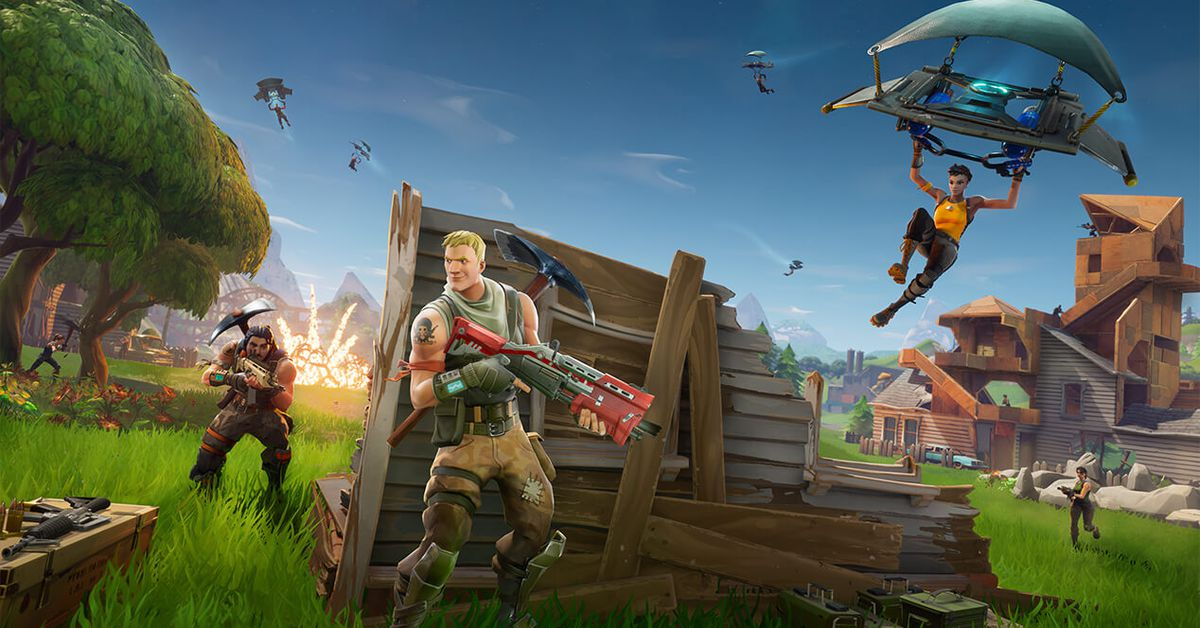 photo image Microsoft reveals Sony is blocking Fortnite PS4 vs. Xbox One cross-play