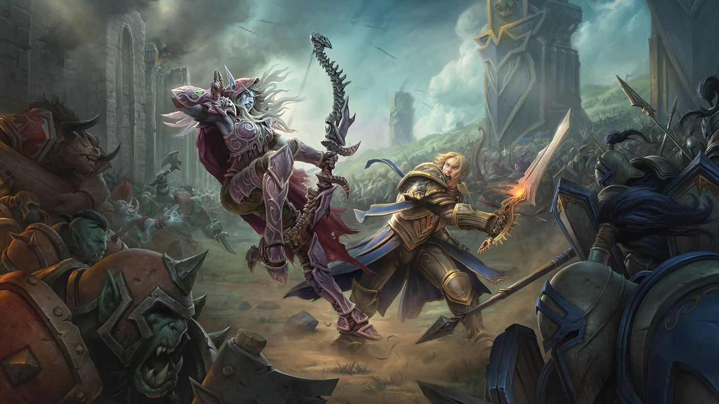 How To Pick The Right World Of Warcraft Main For You Polygon