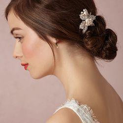 "<a href=""http://www.bhldn.com/shop-the-bride-veils-headpieces/nicobar-hairpin-silver/productoptionids/2cfdddea-ce77-41fb-bdf9-1bdcb7ca63f8"">Nicobar Hairpin</a>, $80"