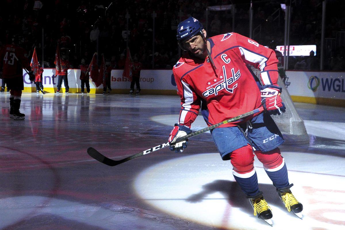 NHL: MAR 22 Wild at Capitals
