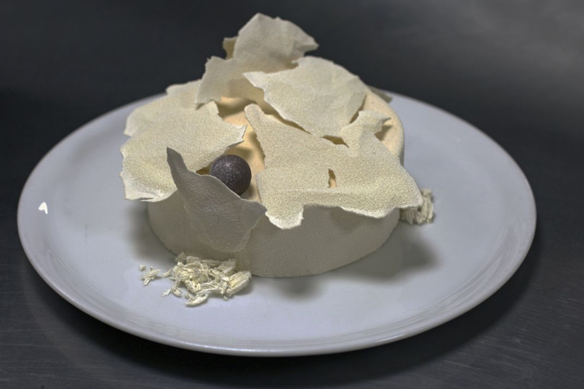 Dessert by Chris Ford