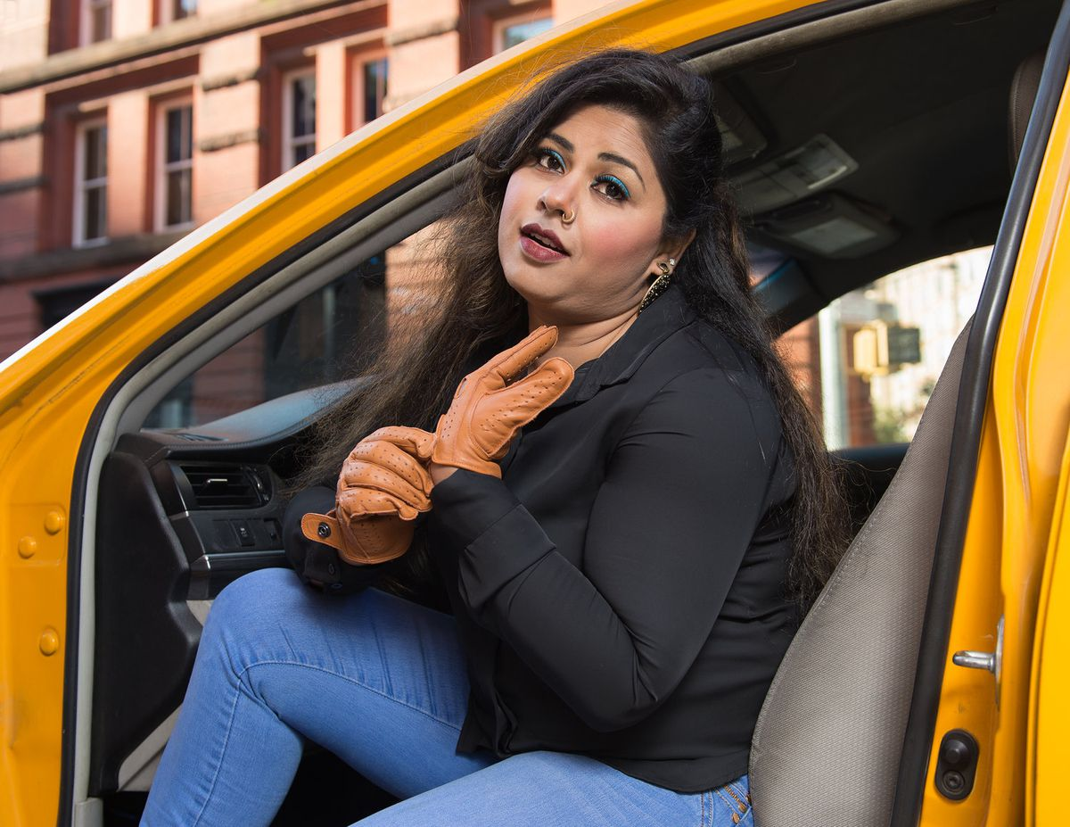 nyc taxi drivers release sexy, playful 2018 calendar - curbed ny