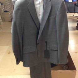 $70 suit ($35 pants, $35 jacket)