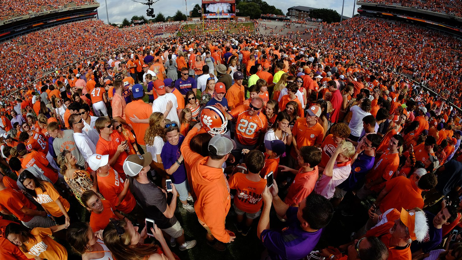 live Syracuse dead, long  #DISRESPEKT Clemson: # is vs.