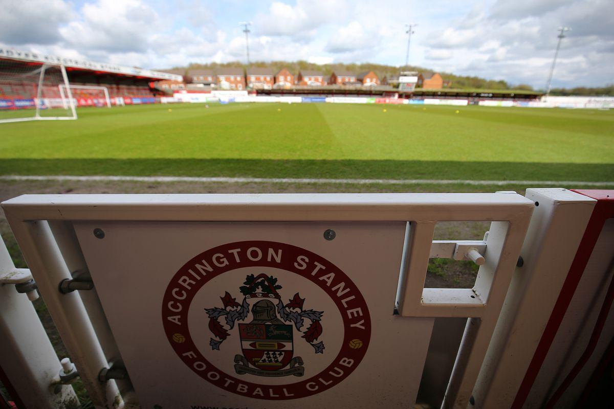 Accrington Stanley v Lincoln City - Sky Bet League Two