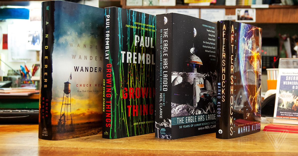 12 New Science Fiction And Fantasy Books To Check Out This