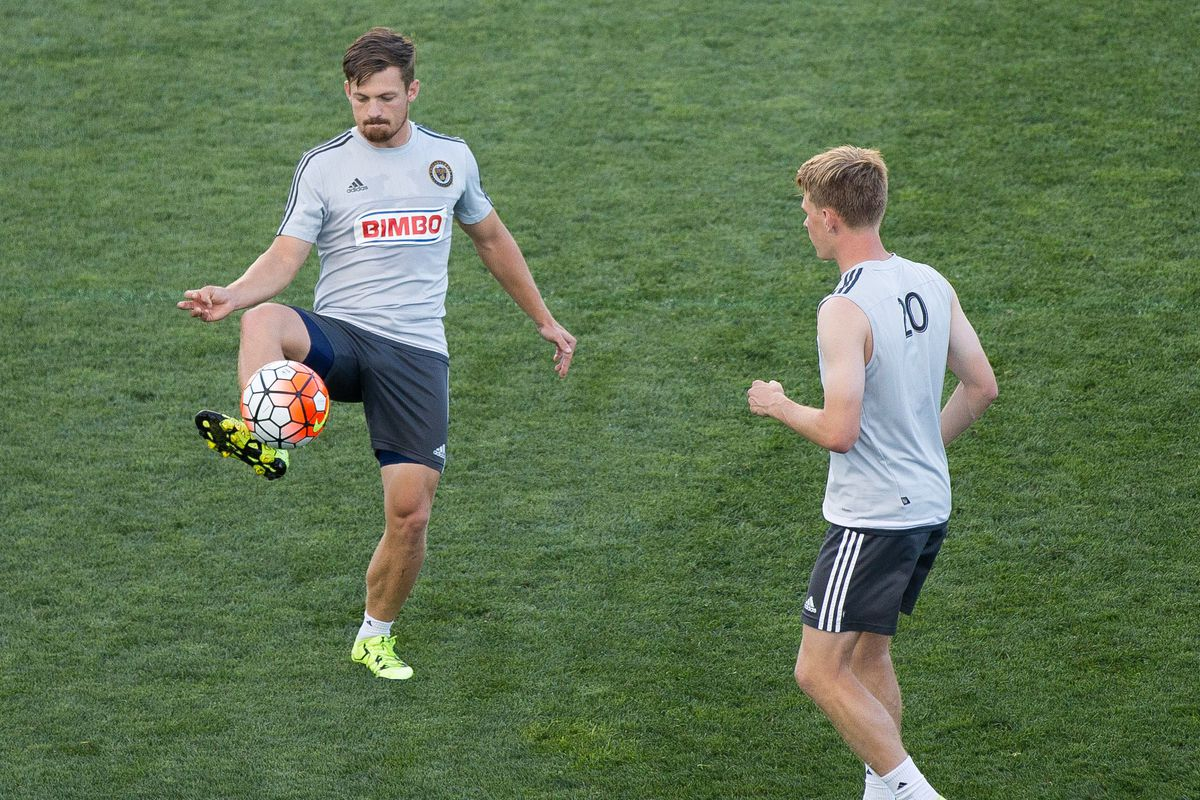 Antoine Hoppenot was one of the Philadelphia Union's backup strikers in 2015, how did he and the others get on?