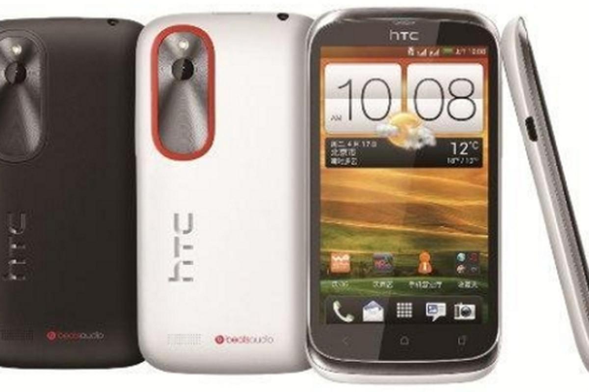 HTC Desire V China