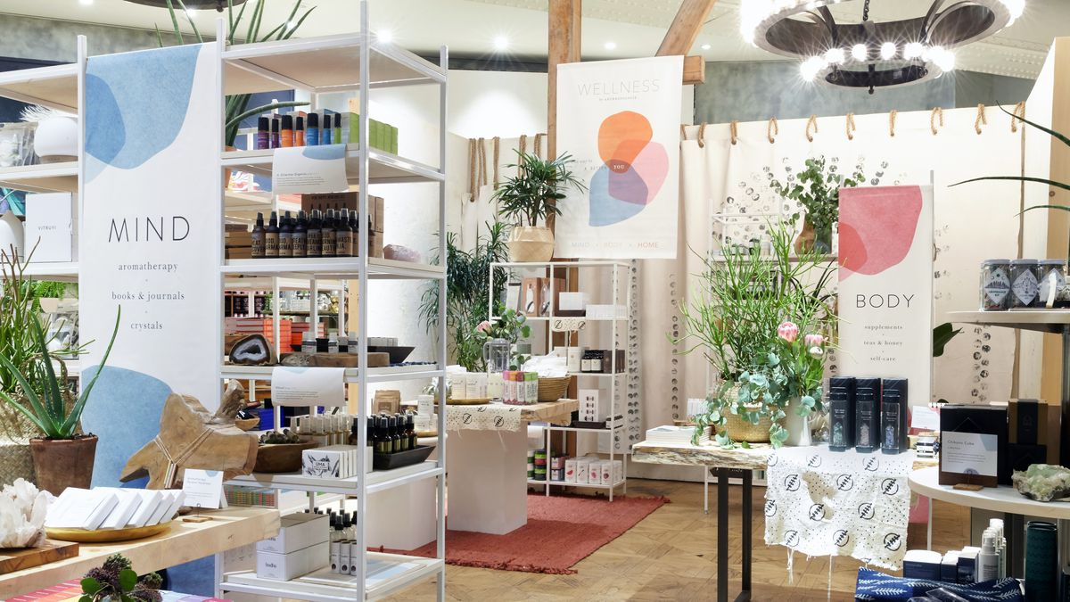 Anthropologie Takes A Cue From Goop Adds Wellness Section Racked
