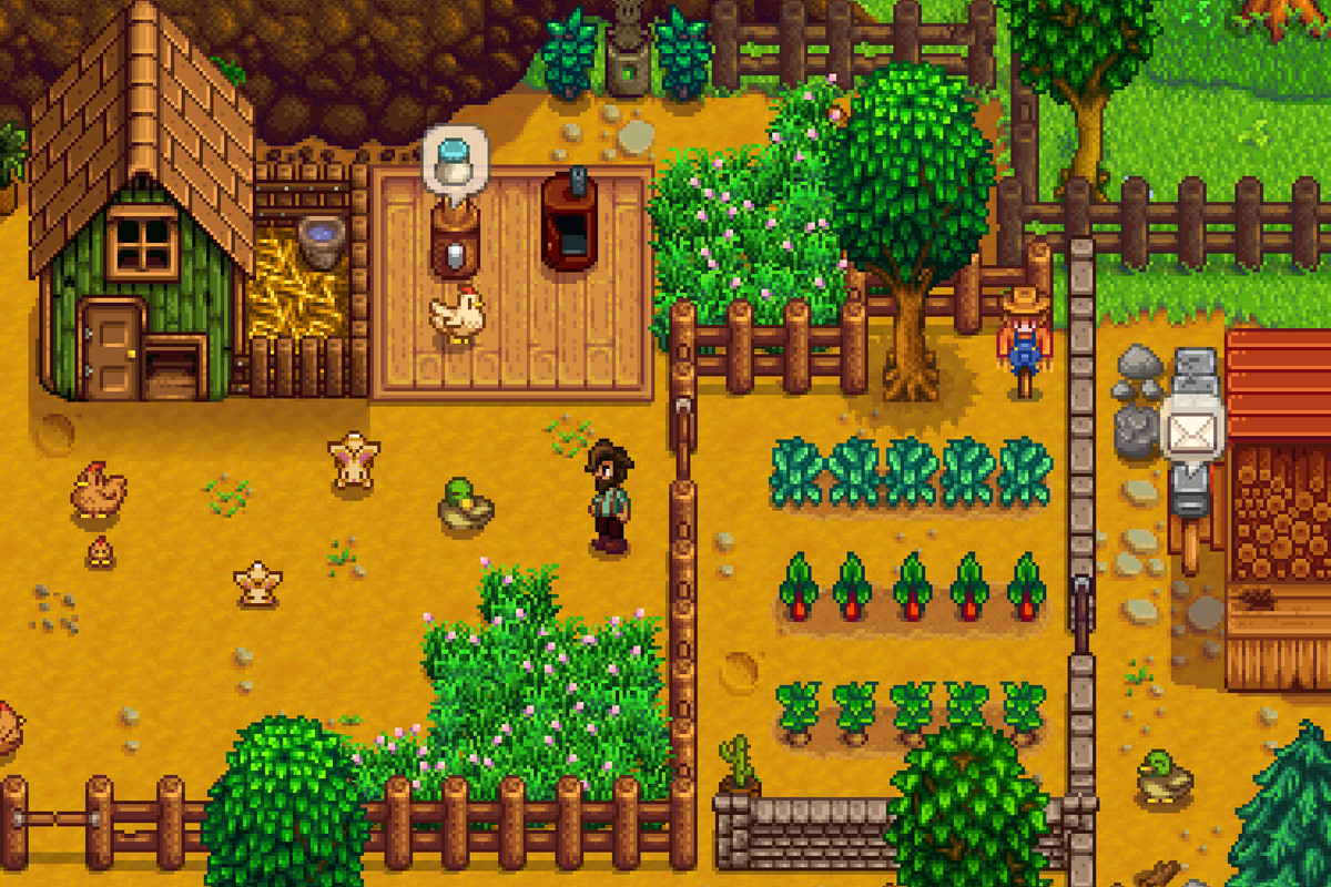 In Stardew Valley, Sleeping Can Kill Your Save Update -3299