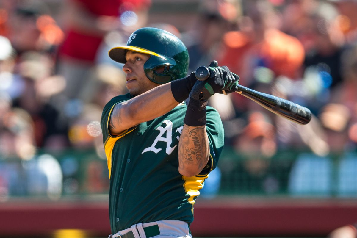 With the addition of Tyler, the A's now have a middle infield of Zogardendorfemien.
