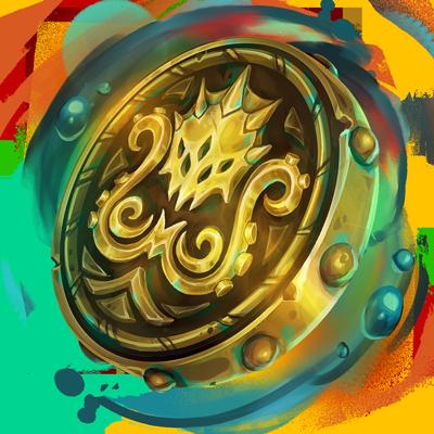 Bloodharbor Medallion