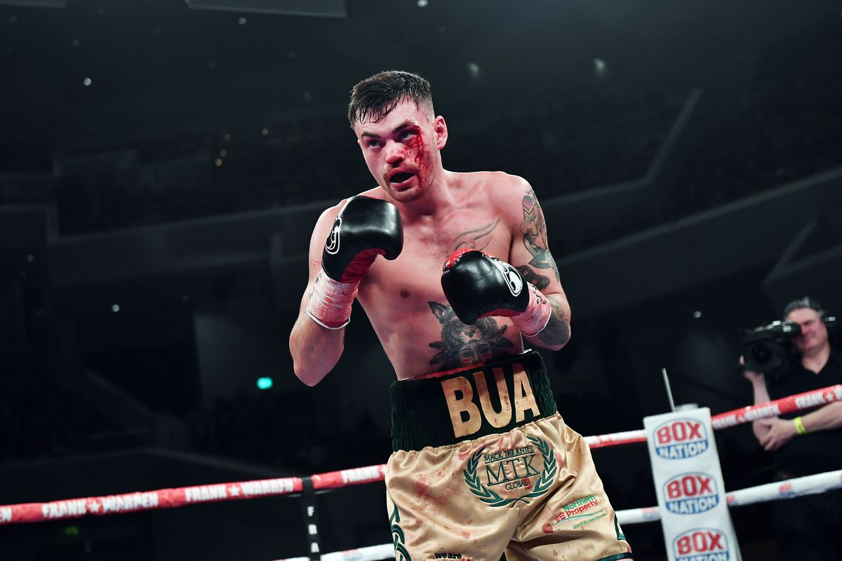 Boxing at Belfast Waterfront