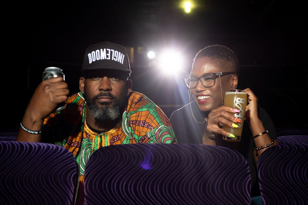 Inglewood's Crowns & Hops co-founders Teo Hunter and Beny Ashburn
