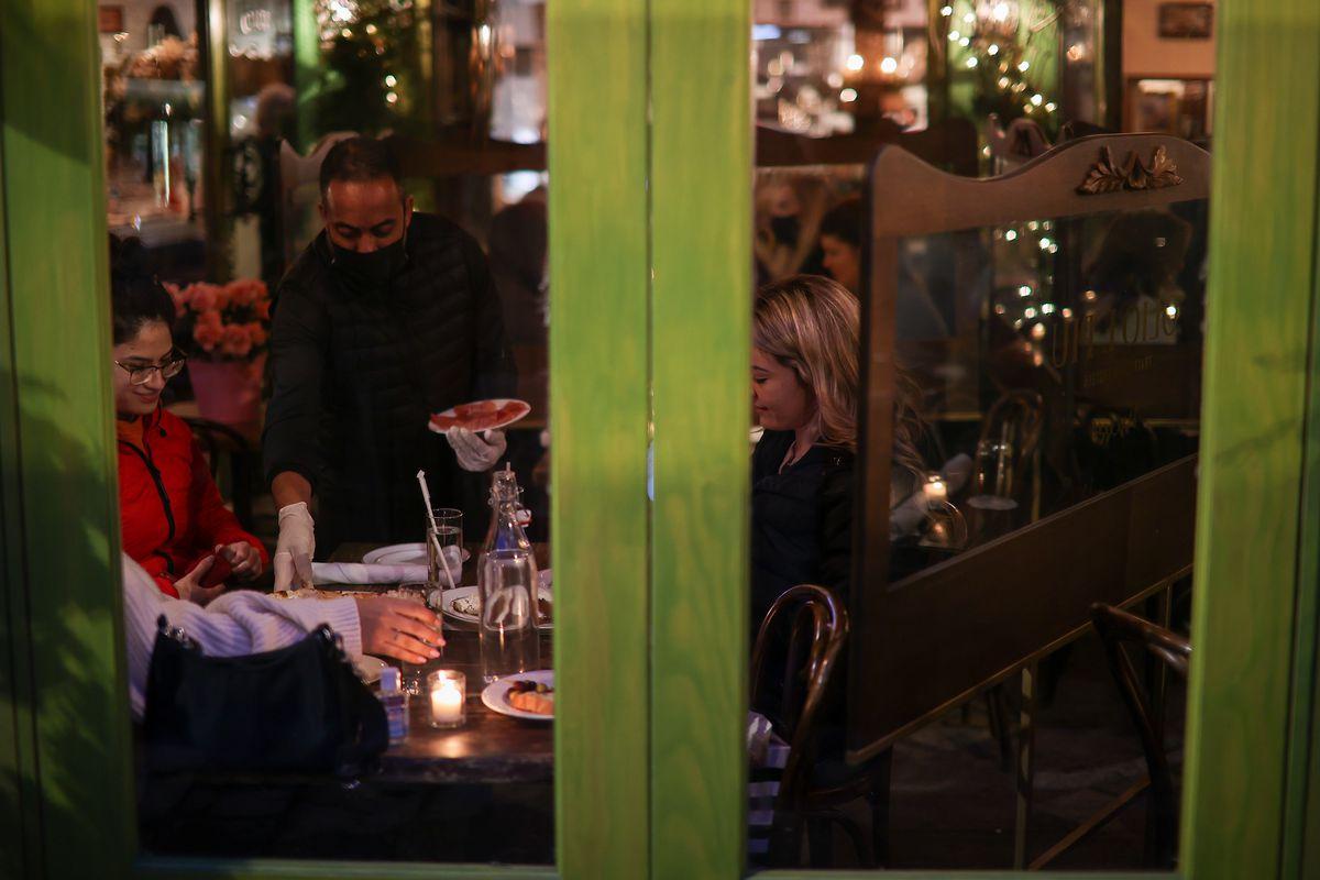 Restaurants reopening indoor dining NYC