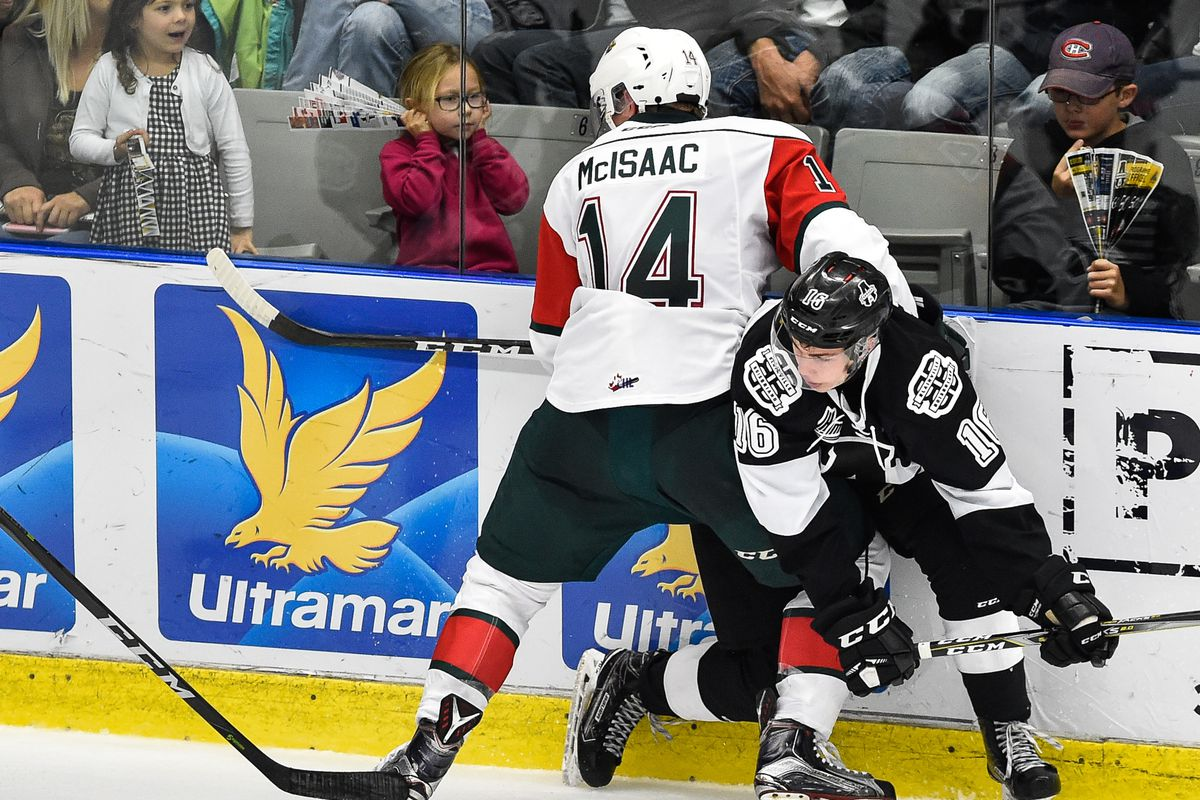 Jared McIsaac  2018 NHL Entry Draft Prospect Profile - All About The ... 6e0cb9d57
