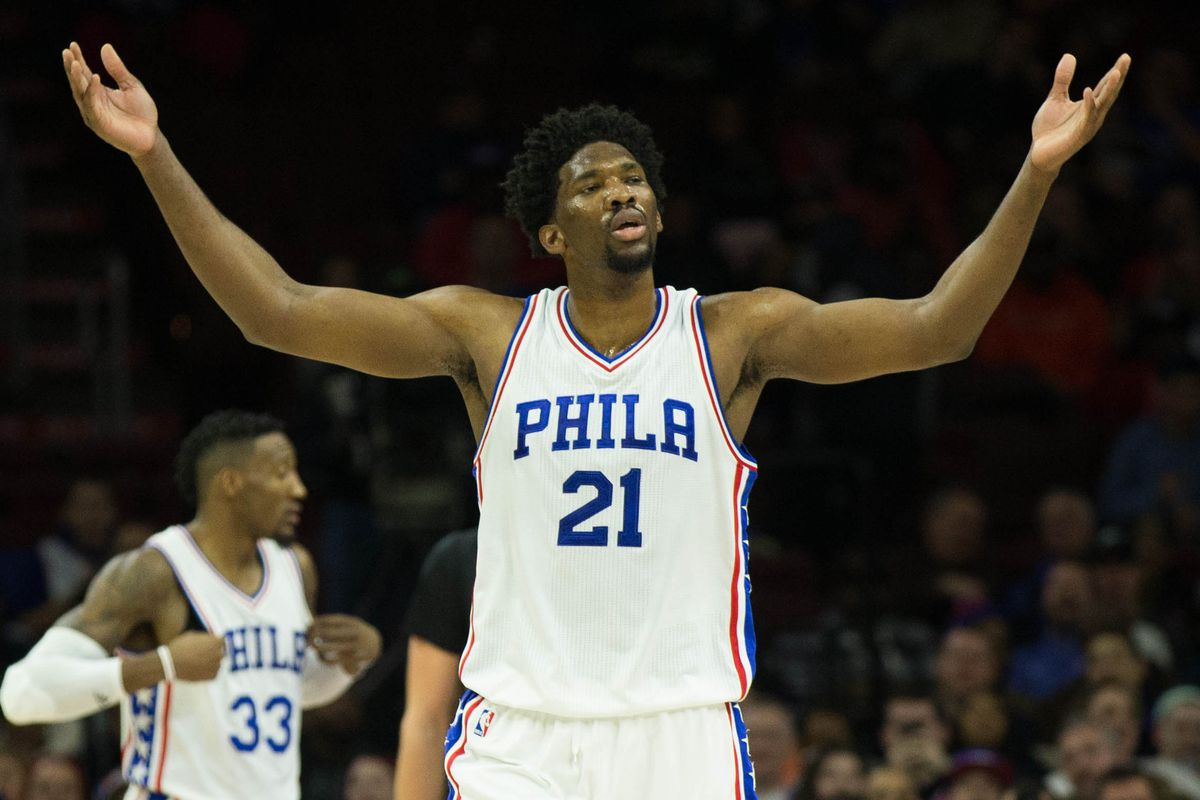 Joel Embiid got paid There are 5 correct takes SBNation