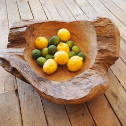 Audra says lemons and limes add a touch of brightness.