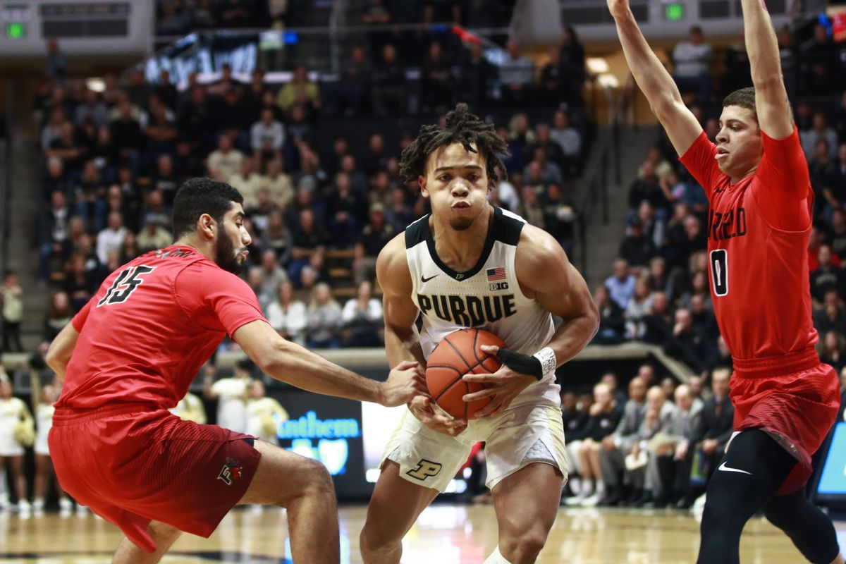Season Opener Purdue 90 Fairfield 57 Hammer And Rails