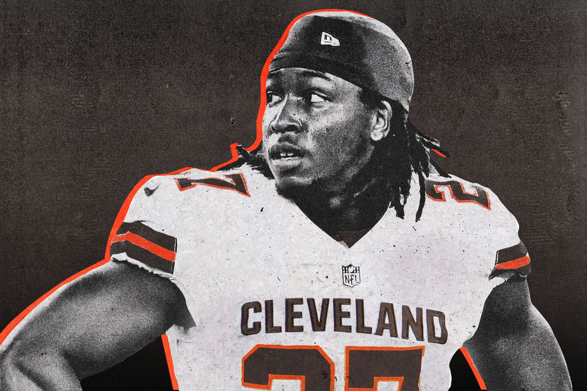 new style b0625 536c7 The Cleveland Browns Have Signed Kareem Hunt - The Ringer