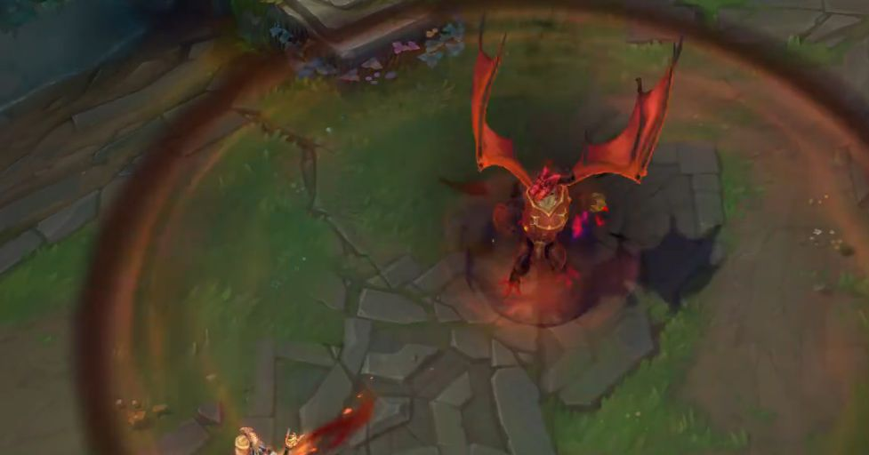 The Dragon Master Swain Skin Is Finally Revealed The Rift Herald