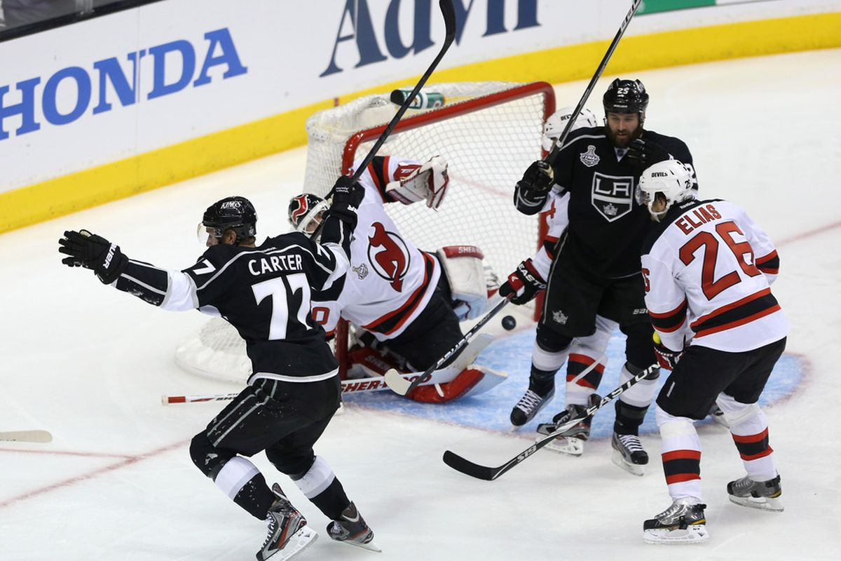 2012 Stanley Cup Finals: Los Angeles Kings v. New Jersey ...