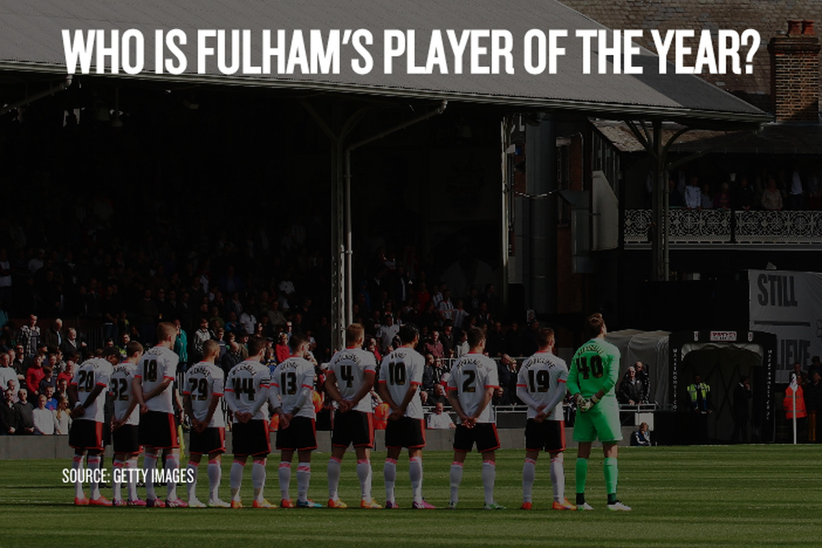 Vote: Who is Fulham's Player of the Year? - Cottagers Confidential
