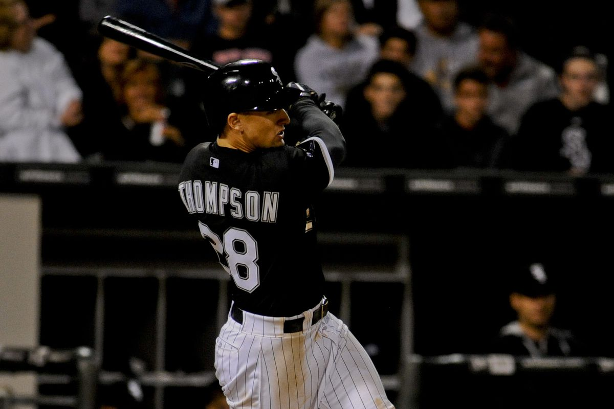 Trayce Thompson is one source of hope for the future of the Pale Hose.