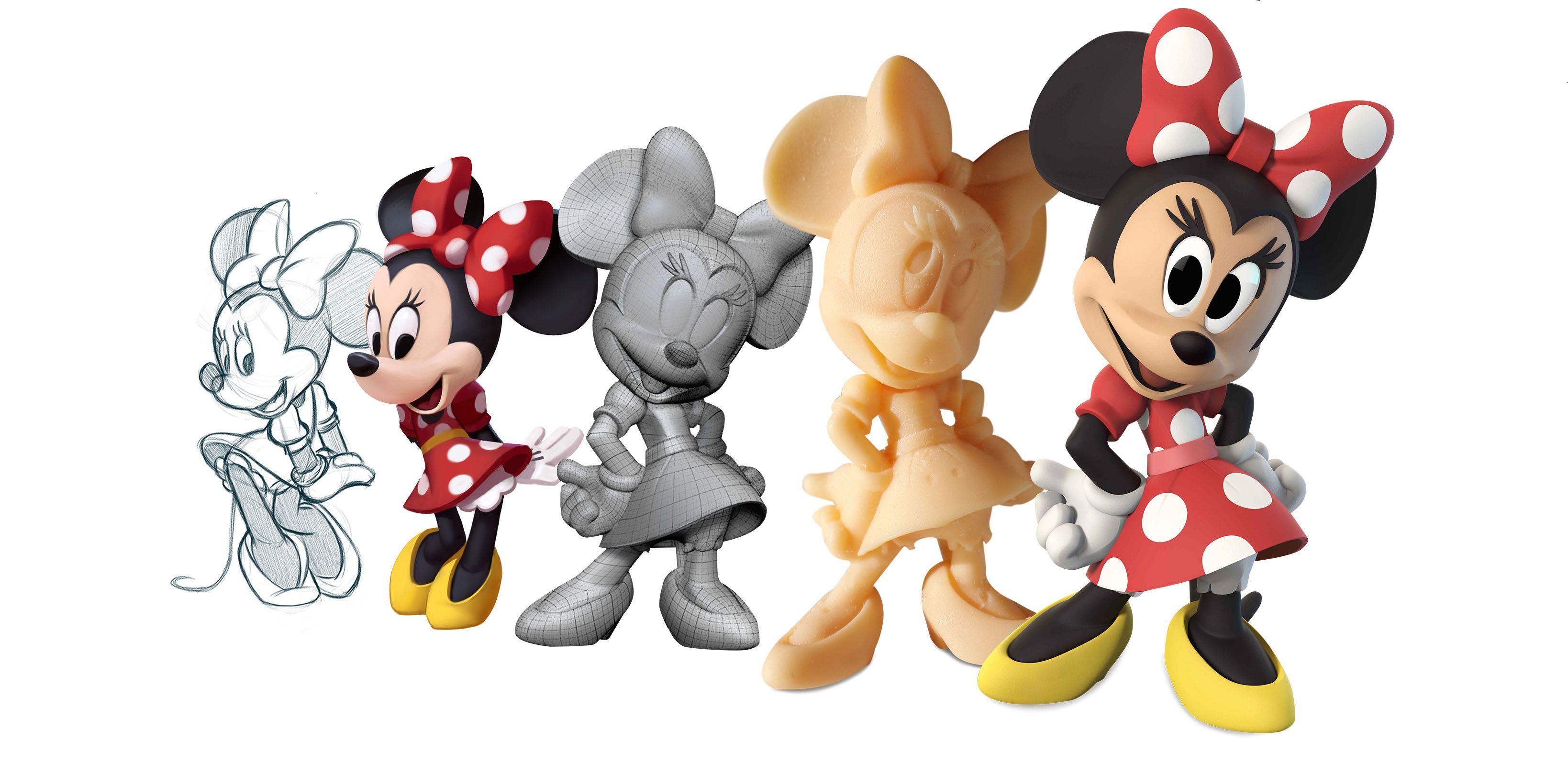 Disney Infinity Minnie figure