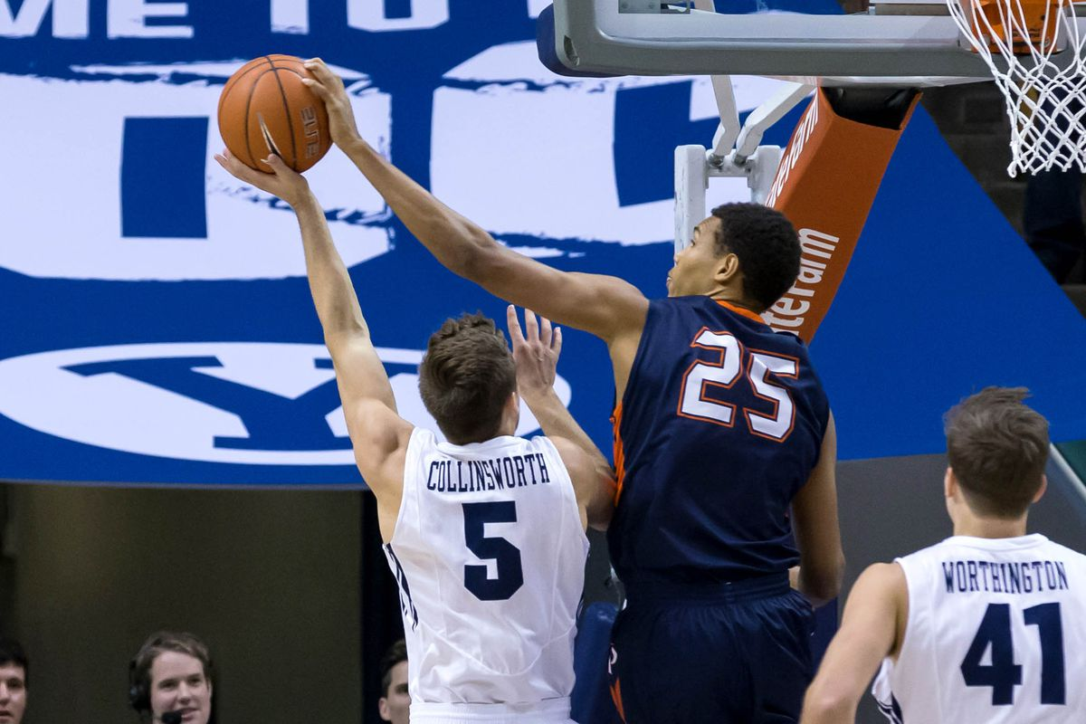 The Cougars had trouble scoring on the Waves.