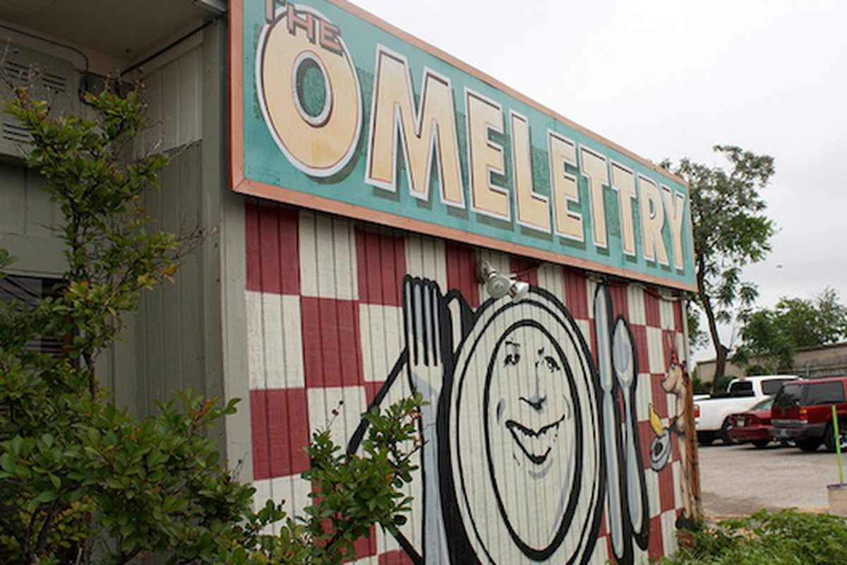 The Omelettry.