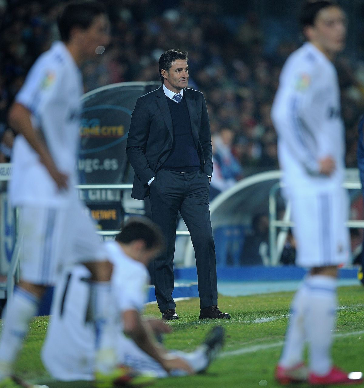 Getafe - Real Madrid - La Liga