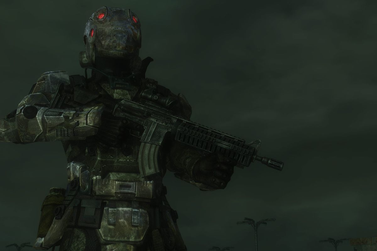 Fallout: New Vegas has two massive mods on the way, and one