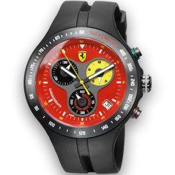 "150th anniversary racing red jumbo, <a href=""http://store.ferrari.com/en/watches/watches/jumbo-150th-anniversary/"">$540</a>"