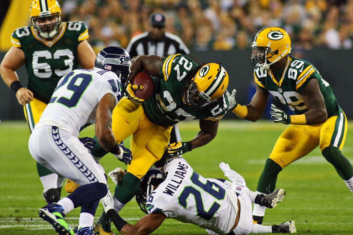 ef92bdd5 Seahawks pose tough challenge for Packers to open 2017 - Acme ...