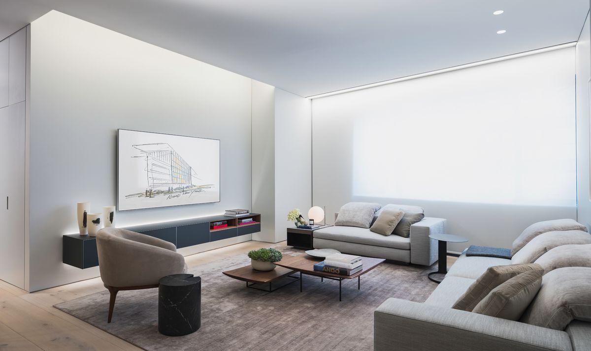 Tadao Ando S Nolita Condo Unveils A Subtly Luxurious Model