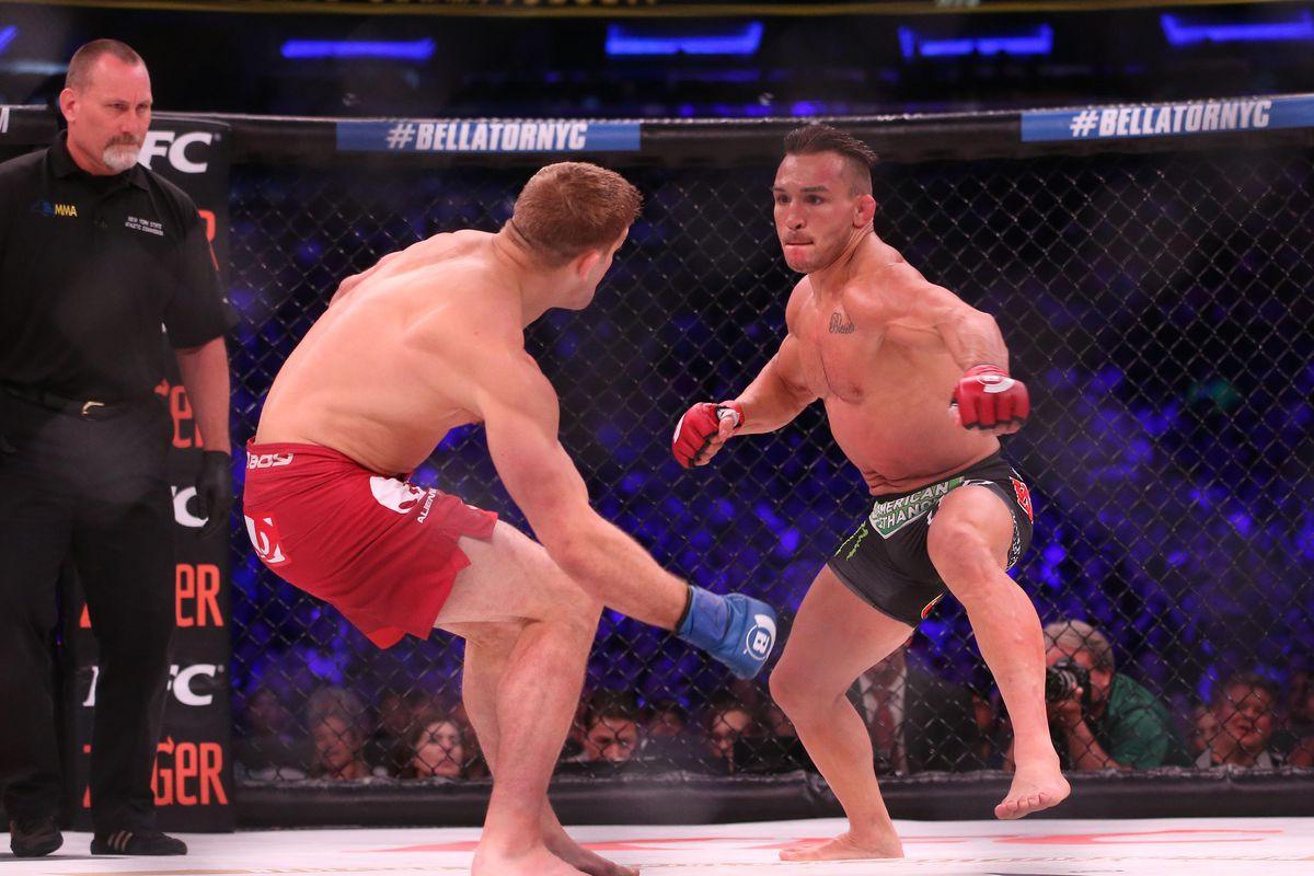 MMA: Bellator NYC-Chandler vs Primus
