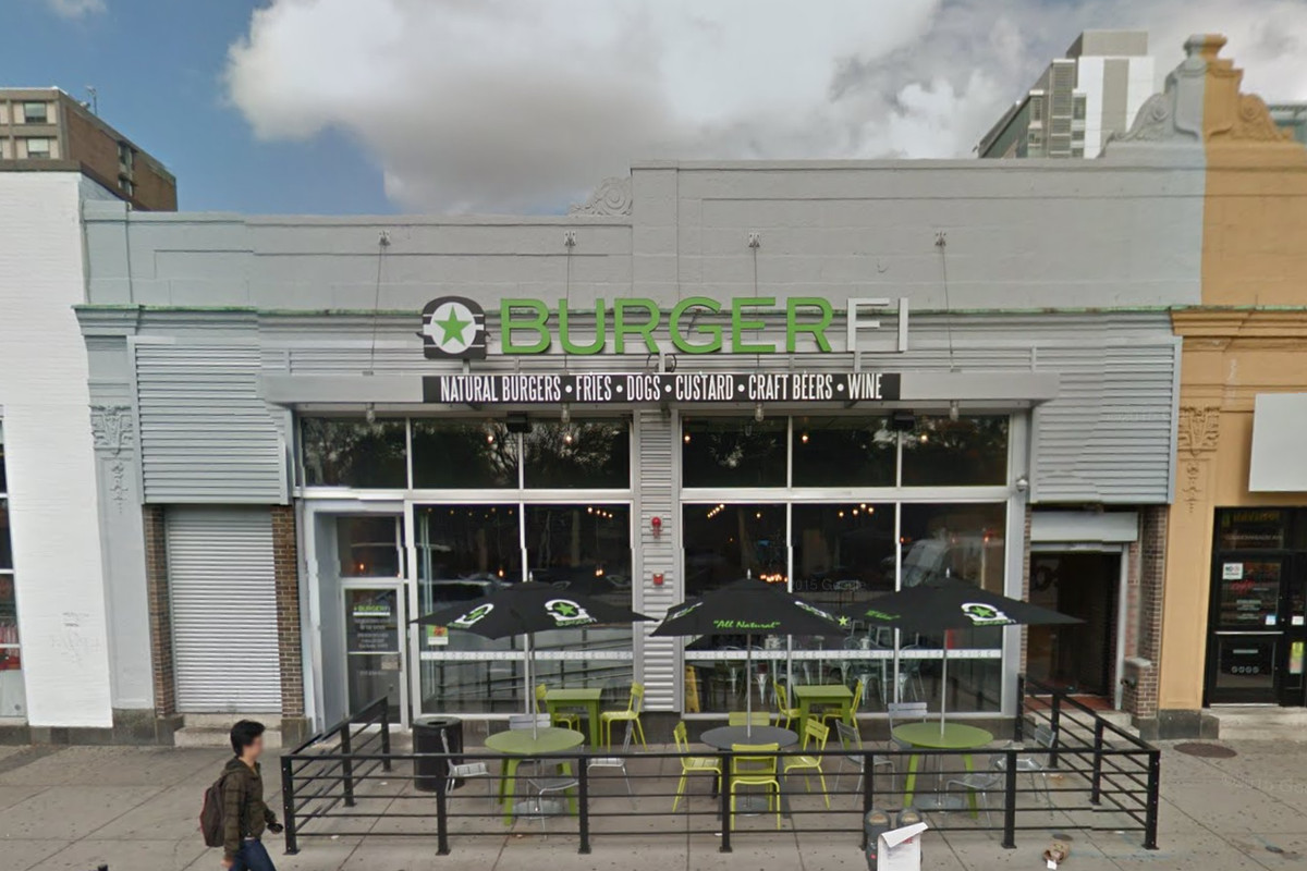BurgerFi Boston