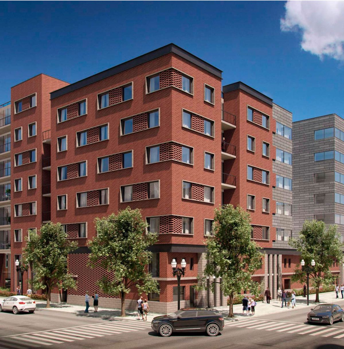 More Apartments Under Construction In Warner Center: Construction: Two New Apartment Projects Headed To Old