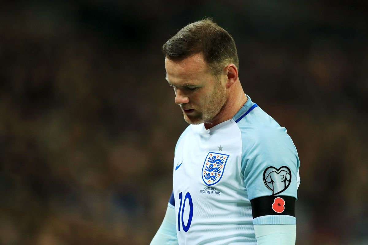 Wayne Rooney gives up chance to go to 2018 World Cup and retires