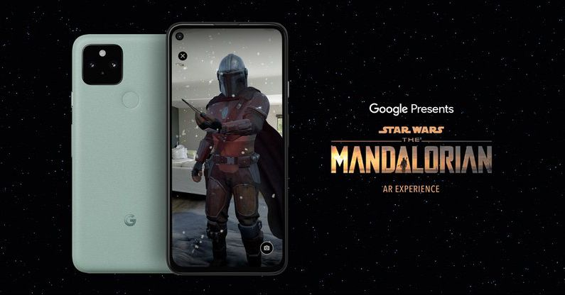 Google and Disney team up for a Mandalorian AR experience thumbnail