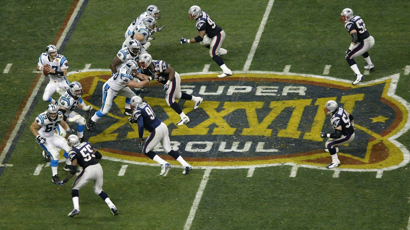 The Nfl Ditched Roman Numerals For Super Bowl 50 After 49