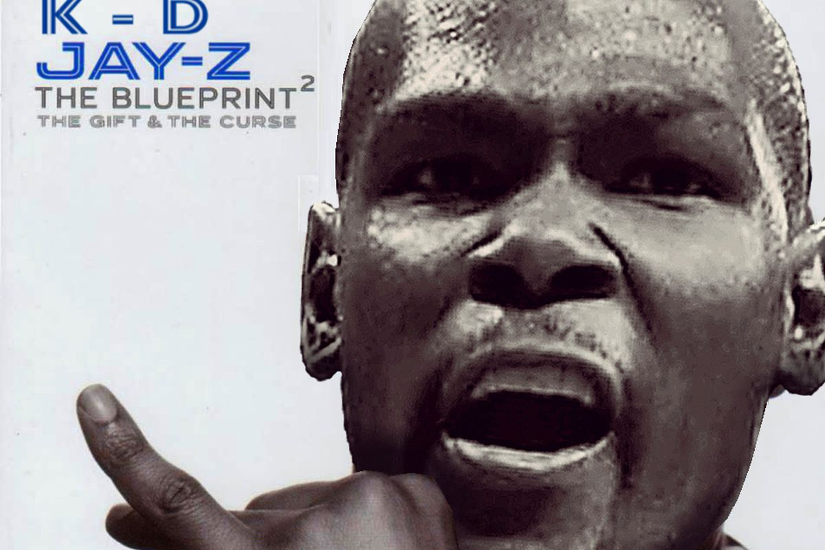 Kevin durant officially signs with jay z and roc nation sports kd and jay z are setting the new blueprint for sports agency w bennett berry malvernweather Images