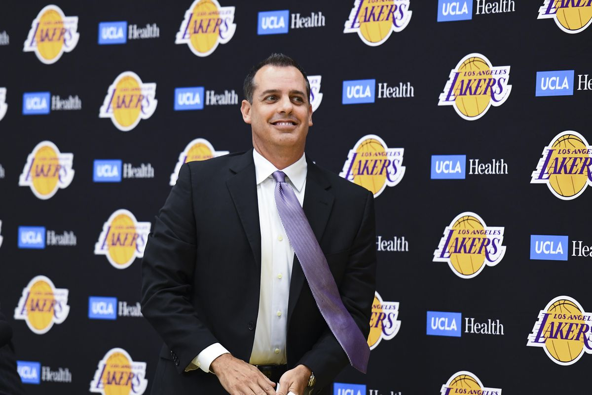 NBA: Los Angeles Lakers-Press Conference
