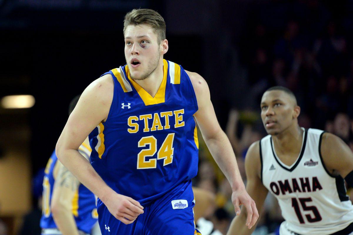 NCAA Basketball: Summit League Conference Tournament-South Dakota State vs Omaha