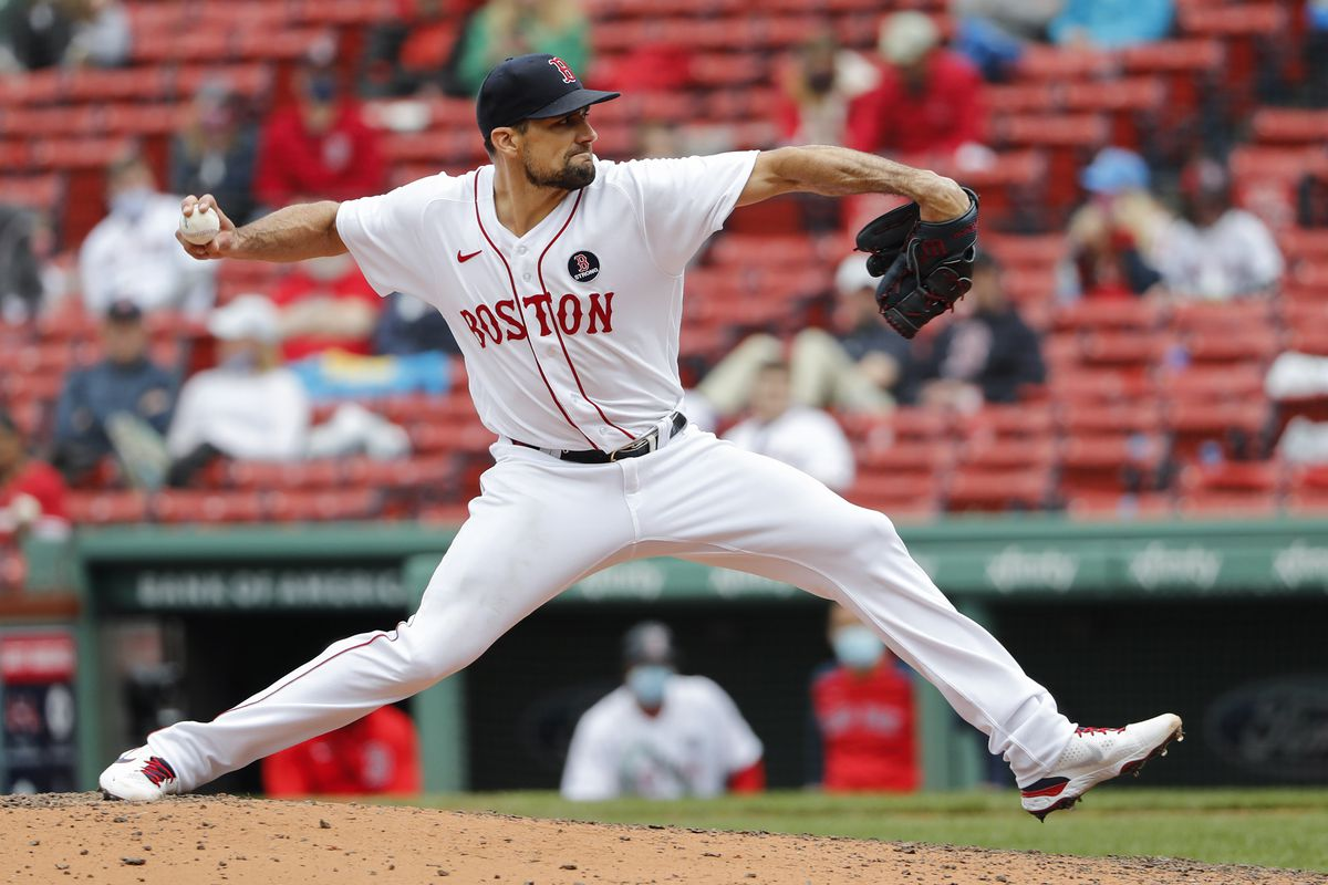 MLB: Chicago White Sox at Boston Red Sox